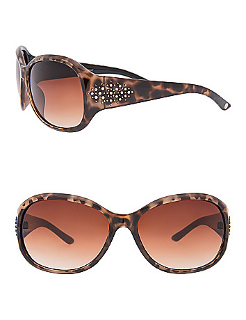 Studded Sunglasses by Lane Bryant