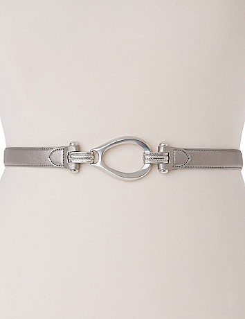 Adjustable Sling Buckle Belt by Lane Bryant