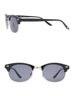 Cat eye frame sunglasses
