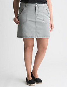 Mini skort by LANE BRYANT