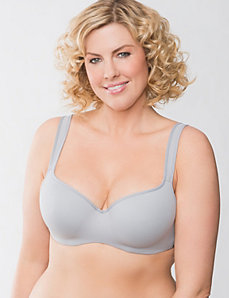 Smooth balconette bra