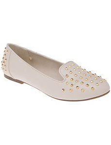 Wide Width Smoking Slipper by Lane Bryant