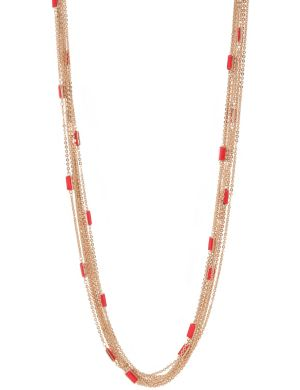 Layered station necklace by Lane Bryant