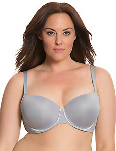 Smooth boost demi bra