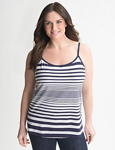 Plus Size Layering Cami by Lane Bryant