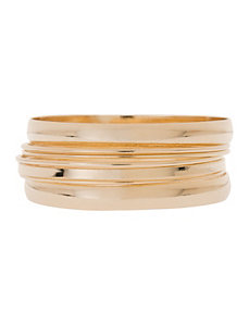 7 Row Bangle Set by Lane Bryant