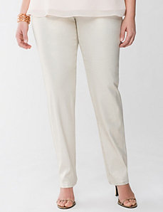 Lane Collection foiled skinny jean by Lane Bryant