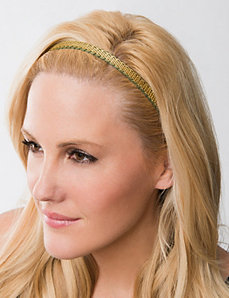 Mesh chain headwrap by Lane Bryant
