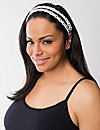 2-row studded headwrap