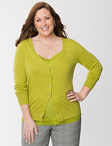 Chelsea cardigan by LANE BRYANT