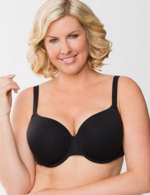 Moisture-wicking bra