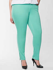 Genius Fit ankle zip jean by LANE BRYANT