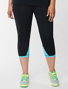TruDry active capri by LANE BRYANT