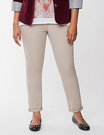 Full Figure Weekend Chino by Lane Bryant
