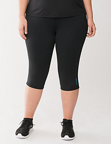 Active capri by Reebok by LANE BRYANT