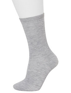 Solid crew socks 2-pack
