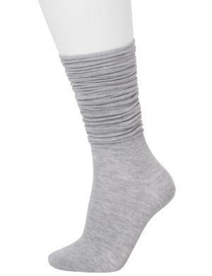 Slouchy crew socks 2-pack