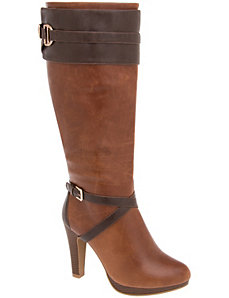 Heeled boot by LANE BRYANT