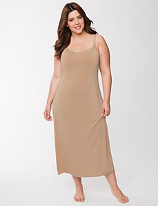 Reversible long slip by LANE BRYANT