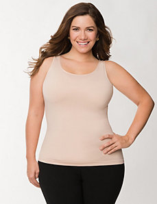 Seamless tank by LANE BRYANT