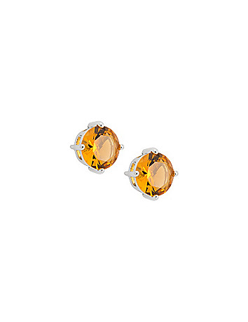Stone stud earrings by Lane Bryant