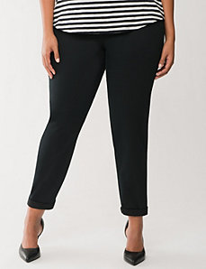 Weekend chino by LANE BRYANT