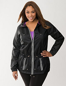 LB Active anorak jacket by LANE BRYANT