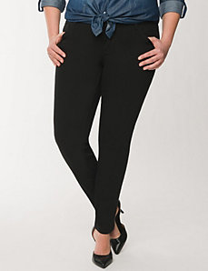 Genius Fit#8482; ankle pant by LANE BRYANT
