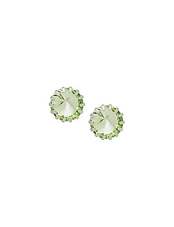Cupcake stone earrings by Lane Bryant