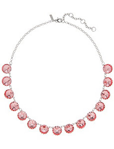 Cupcake stone necklace by Lane Bryant