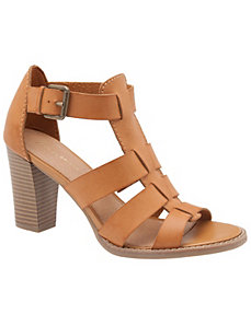 Gladiator city sandal by LANE BRYANT