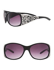 Filigree sunglasses by LANE BRYANT