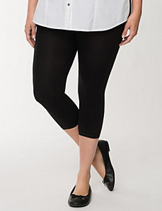 Control top capri legging tights by LANE BRYANT