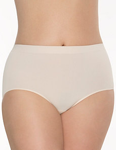 Seamless full brief panty