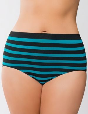 Seamless brief panty