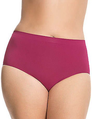 Plus size Seamless brief
