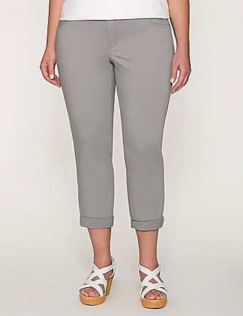 Full Figure Capri by Lane Bryant