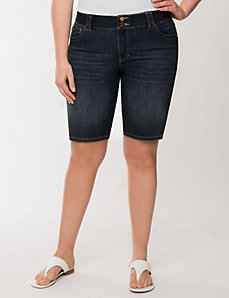 Bermuda short with Tighter Tummy Technology by LANE BRYANT