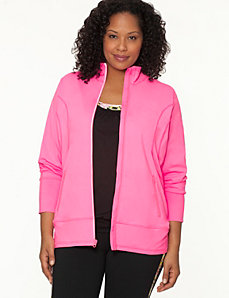 TruDry zipped active jacket
