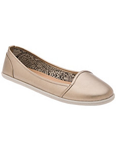 Casual slip-on flat