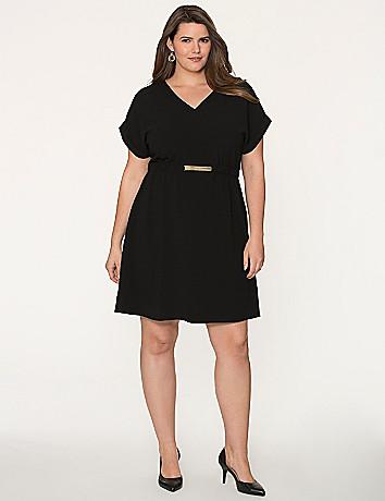 Hardware waist dress