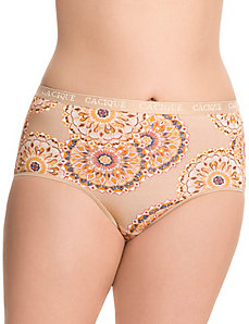 Sassy cotton brief panty