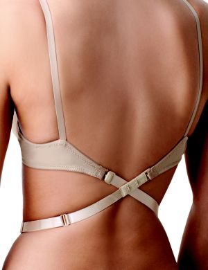 Low-back bra converter