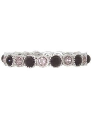 Stone stretch bracelet by Lane Bryant