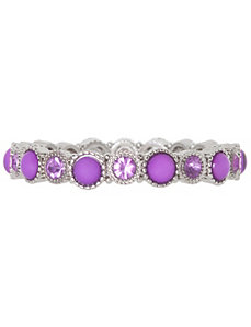 Stone stretch bracelet by Lane Bryant