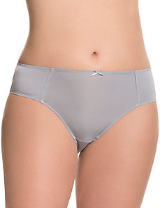 Dazzler high leg panty