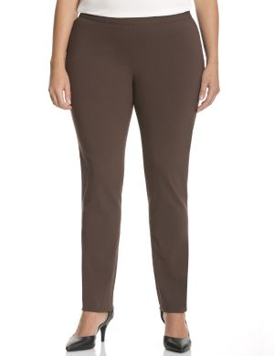 Slim leg pant with Tighter Tummy Technology