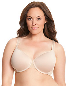 Spacer balconette bra