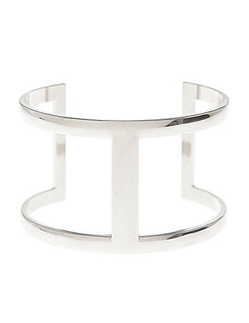 Bar cuff bracelet by Lane Bryant