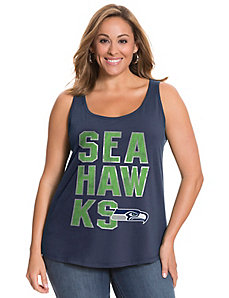 Seattle Seahawks tank